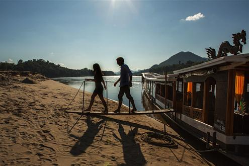 Luxury and Adventure in Laos