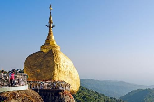 Myanmar Encompassed