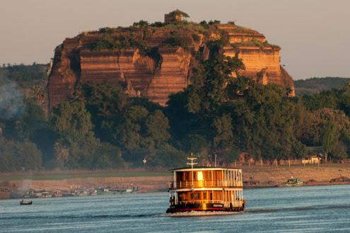 Pandaw (Long) Cruises