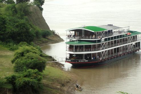 Pandaw (Epic) River Cruises