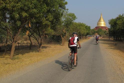 Cycling Tour of Bagan