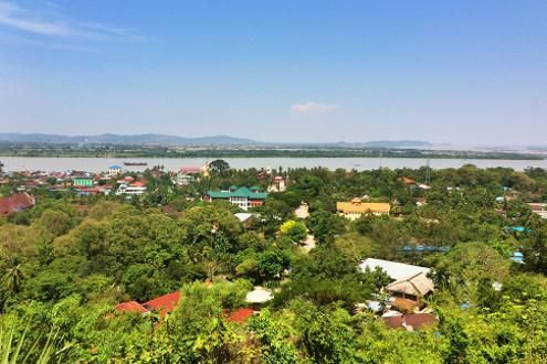 Mawlamyine City Tour