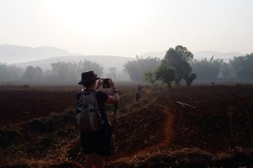 Trekking and Birdwatching