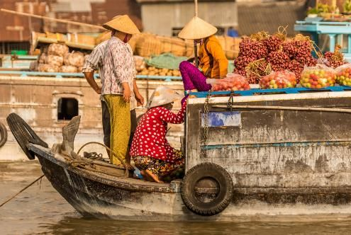 Rivers, Beaches and Lakes of Indochina