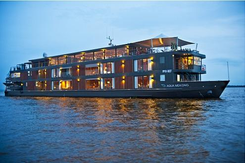 Discover The Mekong In Style