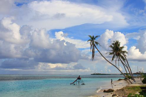 Relaxed Kerala & undiscovered Maldives