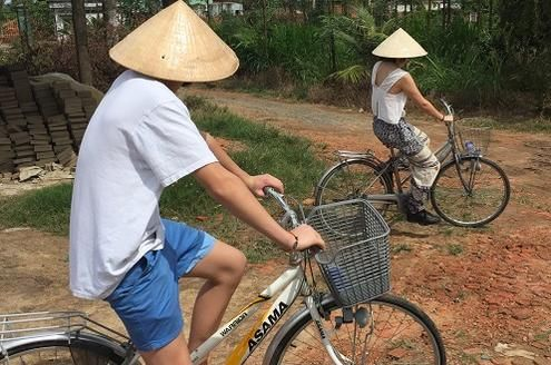 Rural Indochina Family Adventure