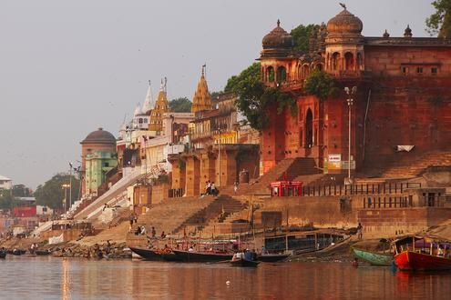 Early Morning Ganges Boat Ride