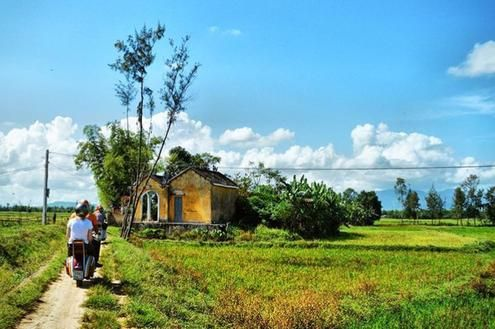Hoi An Countryside by Vespa