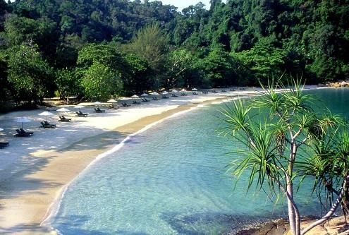 Relaxed Malaysia with Luxury Beach