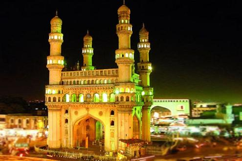 Heritage Walk around Hyderabad
