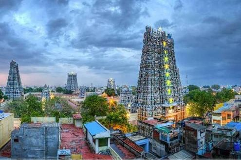 Heritage Walk around Madurai