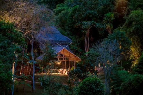 Four Seasons Tented Camp