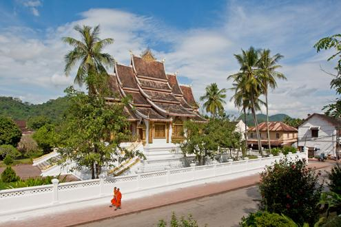 Luang Prabang by Foot