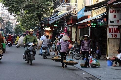 Hanoi's Secret Alleyways