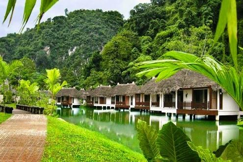 Banjaran Hot Springs Resort