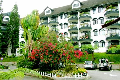 Strawberry Park Resort, Cameron Highlands
