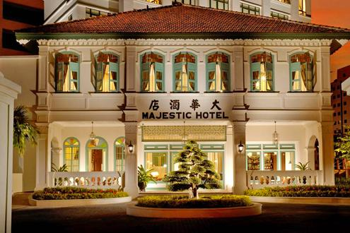 The Majestic, Malacca
