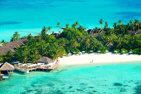 Google Map Showing Velassaru Maldives