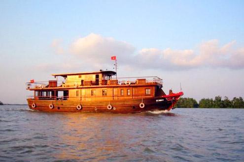 Bassac Cruise, Can Tho, Vietnam
