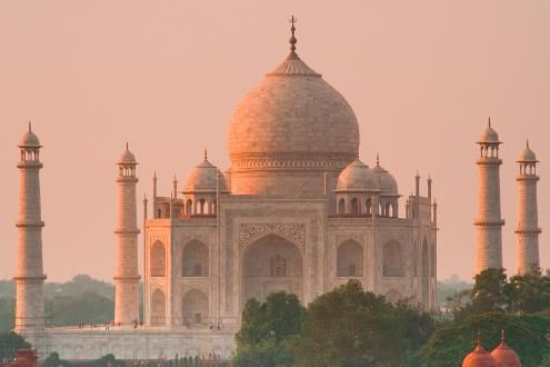 A tale of Three Taj Mahals