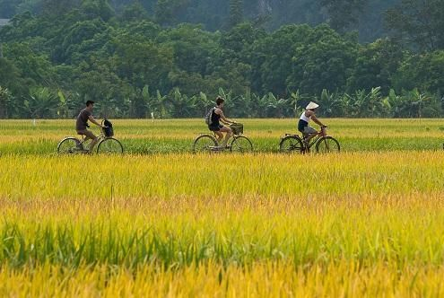 Rural Villages by Bike