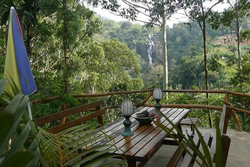 Waterfalls Homestay