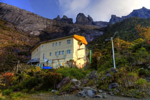 Laban Rata Guest House