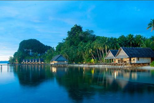 Gangga Island Resort & Spa
