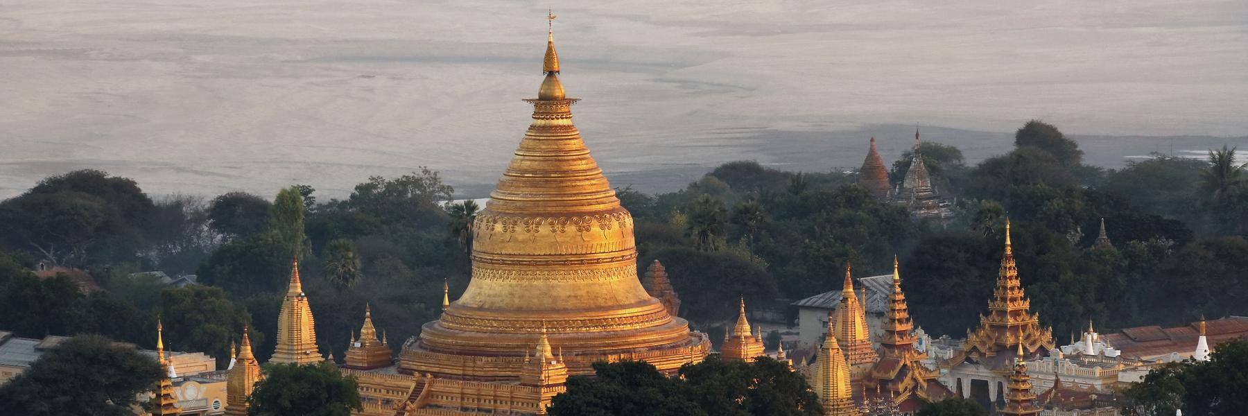 Myanmar Highlights with 3 day Trek