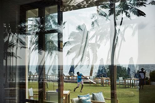 Cricket in Galle & Highlights of Sri Lanka