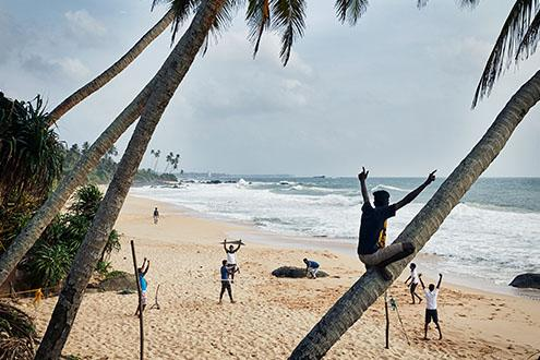 Cricket in Galle & Kandy
