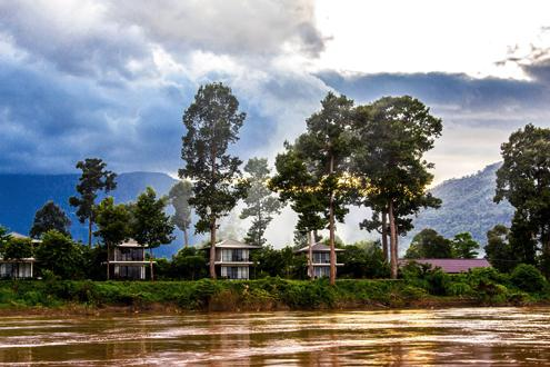 River Resort Champasak