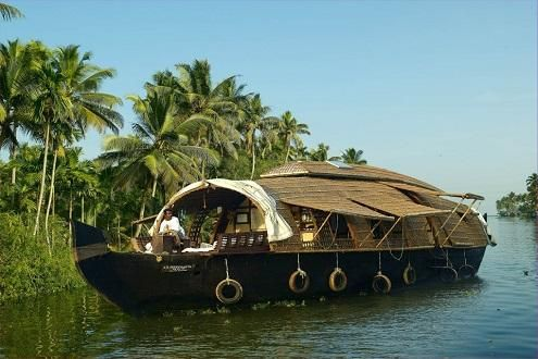 Cruising the Backwaters for 2 Nights