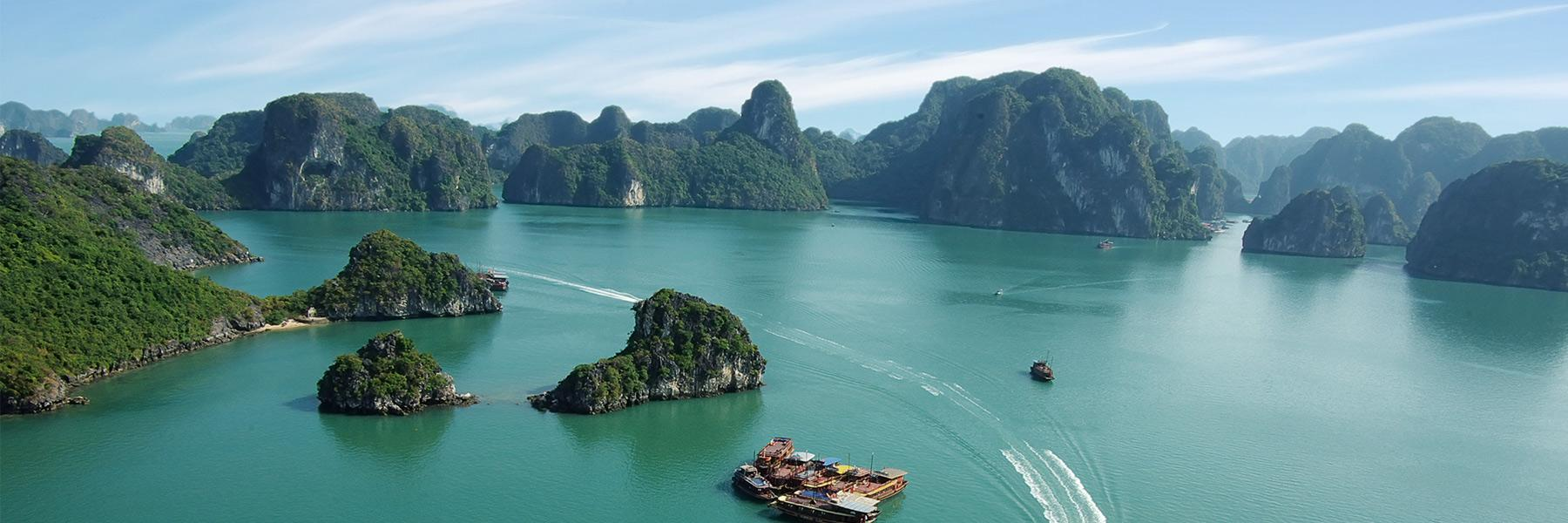 Why Visit Halong Bay?