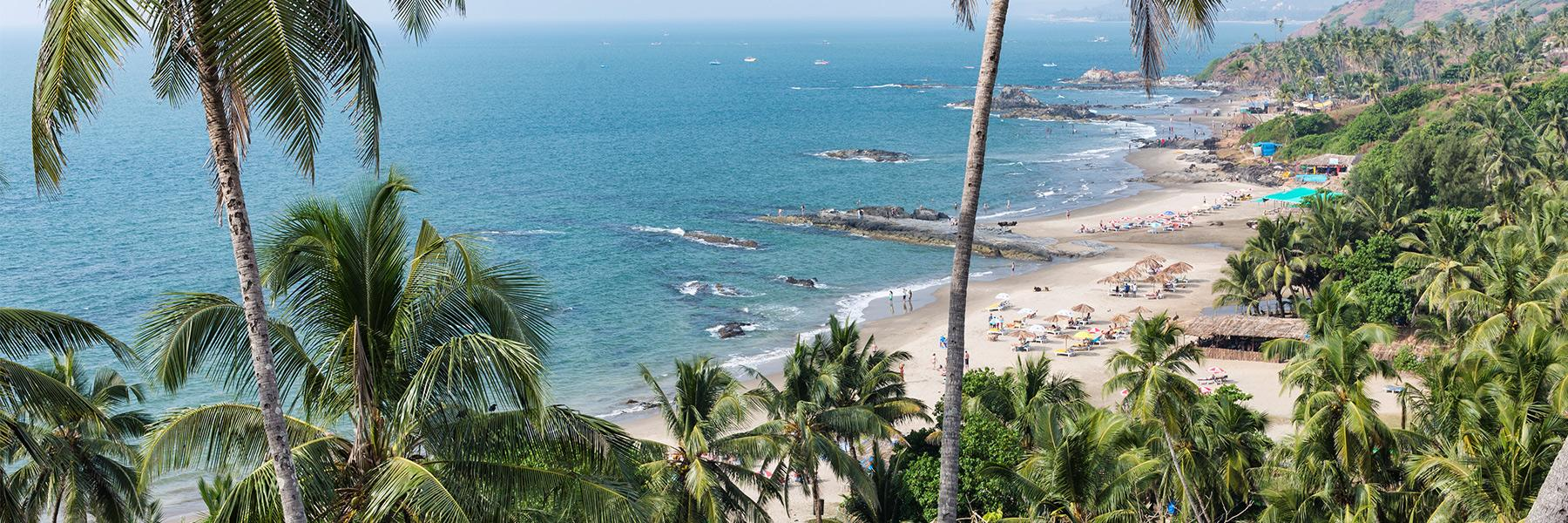 India's Beaches & Islands
