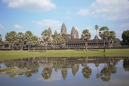 Explore the magnificent Angkor Wat