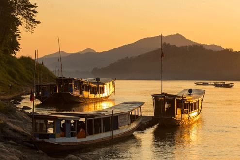 Essential Laos with Pandaw Cruise