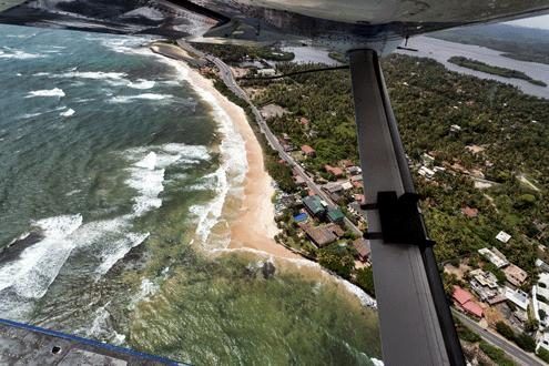 Luxury Sri Lanka by Seaplane