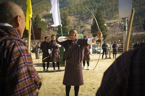 Try your Hand at Bhutan's National Sport