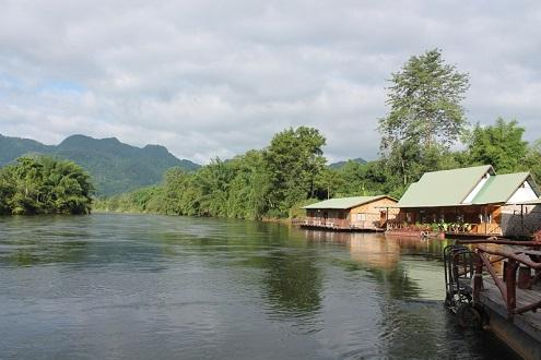 River Kwai Jungle View
