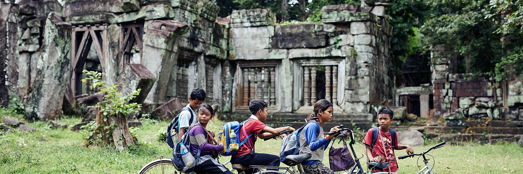 Why Visit The Temples Of Angkor?