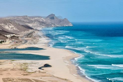The Mountains, Wadis and Beaches of Salalah West