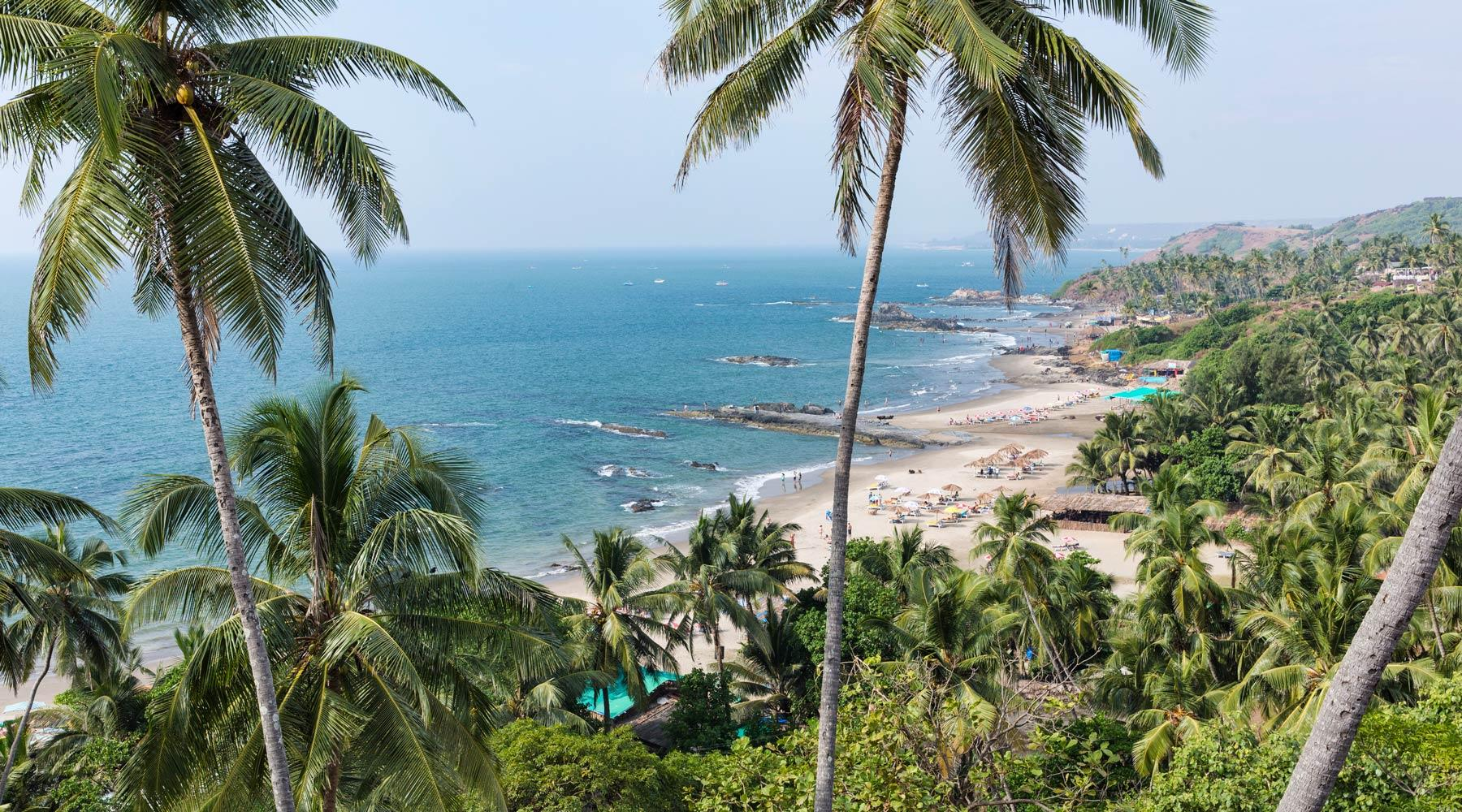 Bespoke holidays in India with a Beach Stay