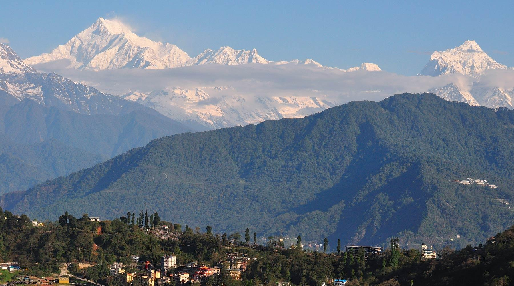 Holidays in East India & the Himalayas