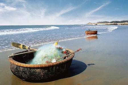 Mui Ne Is A Long Sandy Beach Which Borders The Town Of Phan Thiet Has Gradually Expanded Along As Area Gained Retion
