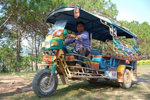 Grand Tour of Laos