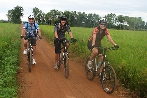 Chiang Mai to Luang Prabang Cycle Adventure
