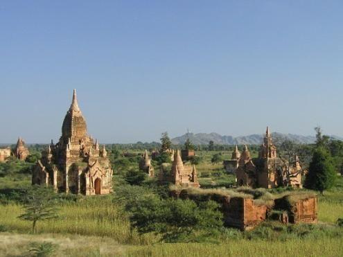 Burma Cruise & Adventure