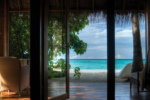 Palm Beach Resort Maldives.